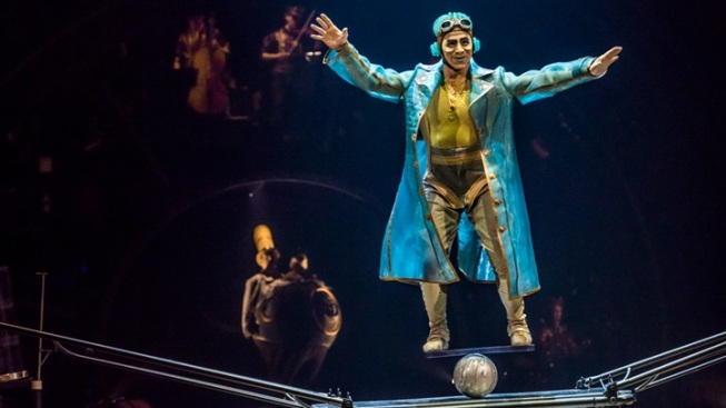 Now On Sale: Cirque du Soleil 'KURIOS' Tickets