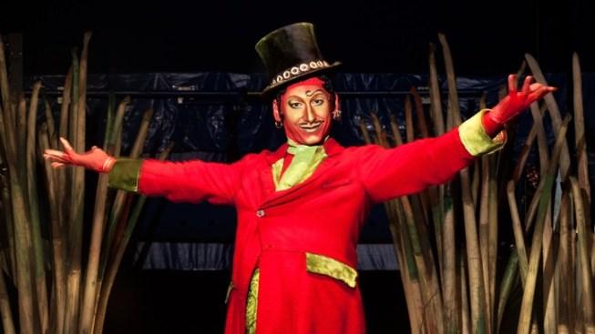 Free Preview: Cirque du Soleil's TOTEM