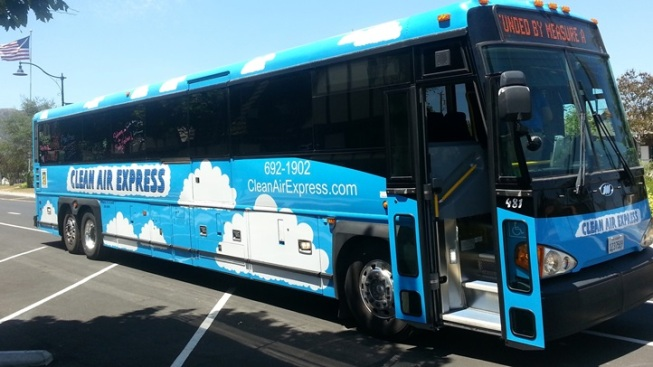 New: Wine Country Clean Air Express