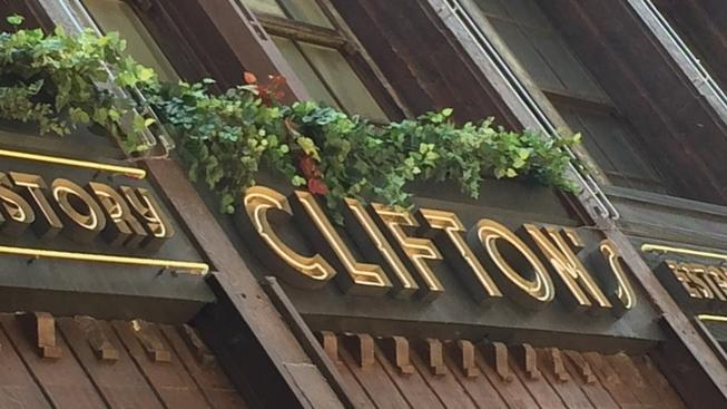 Tickets on Sale: Clifton's Opening to Help LA Conservancy