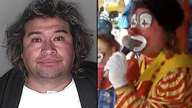 Additional Charges Filed Against Professional Clown Suspect in Child Rape