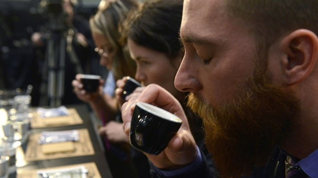 Brew Battle LBC: U.S. Coffee Championships