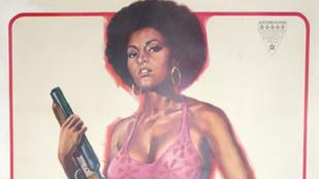 Black Movie Posters a Passion for Electic Collector