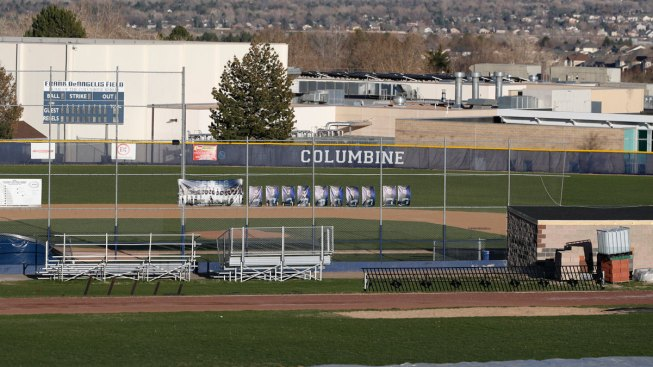 Officials Mull Demolishing Then Rebuilding Columbine High