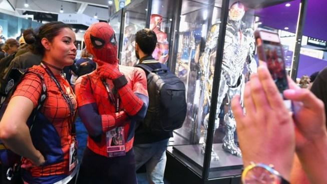 Weekend: Comic-Con International