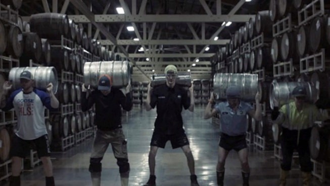 Foamy Fundraiser: The Brewer's Workout