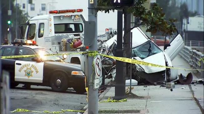 One Killed in Vermont Avenue Crash