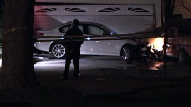 Gunman Shot, Killed After Crashing Stolen Vehicle in Long Beach