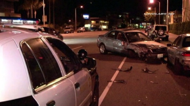 """Car Launched Into """"Barrel Roll"""" in Deadly Malibu Hit-and-Run"""