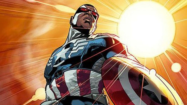 New Captain America Will Be African-American