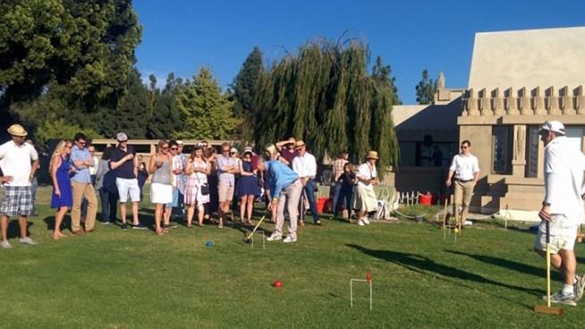 Hollyhock Lawn Croquet: A Fundraiser