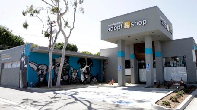 Opening: Adopt & Shop Culver City