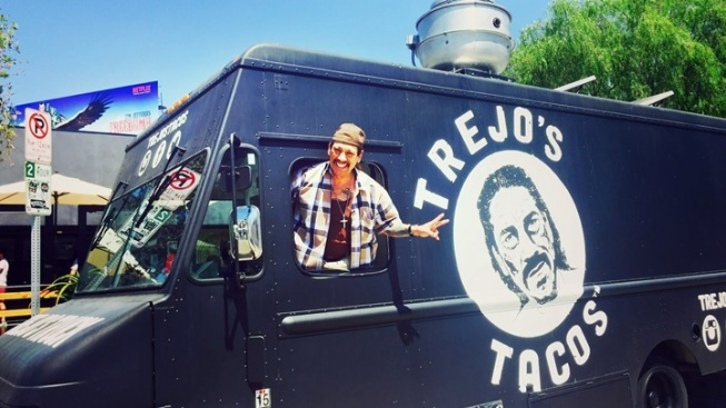 New: Trejo's Tacos Food Truck