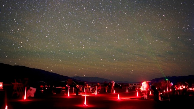 Dark Sky, Death Valley: A Fall Star Gathering