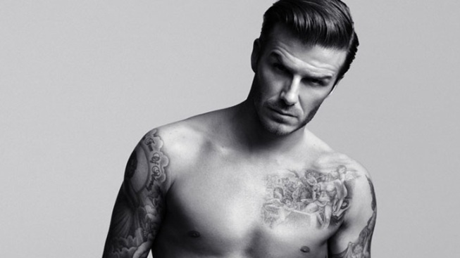 Beckham Used Body Double in New H&M Film