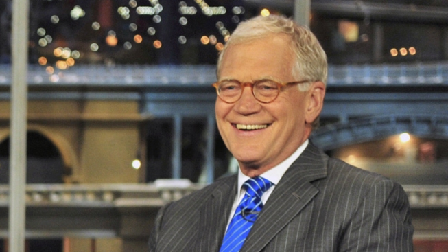 Letterman Solicits Doctor Recommendations from Santorum