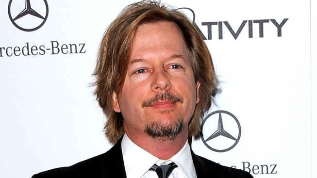 David Spade Donates $200,000 to Red Cross for Oklahoma Tornado Relief Efforts