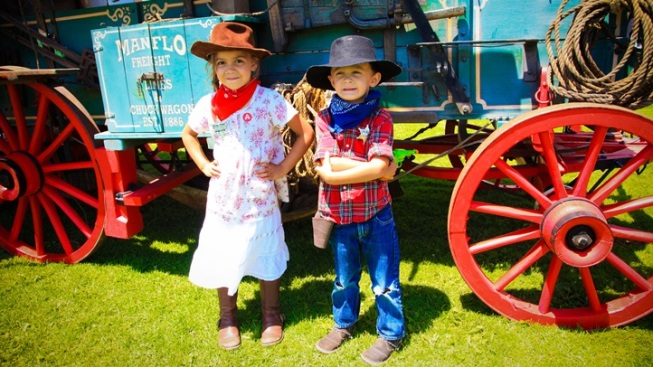 Yeehaw: The Autry Celebrates Cowgirls and Cowboys