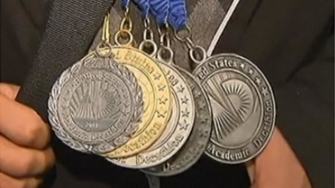 Granada Hills Charter High School Wins U.S. Academic Decathlon