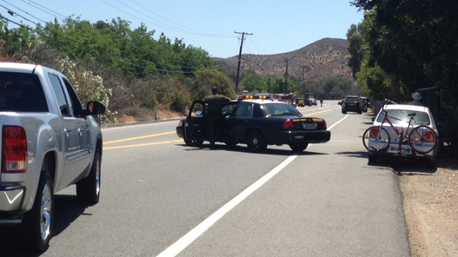 "SWAT Unit Responds to ""Shots Fired"" Report Near OC Equestrian Center"