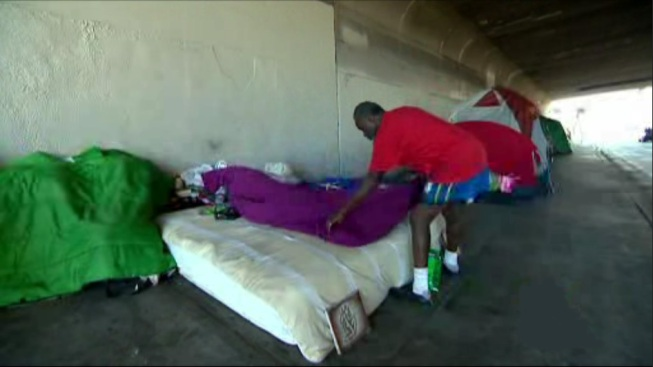 LA's Homeless Efforts Leading to Savings, Study Shows