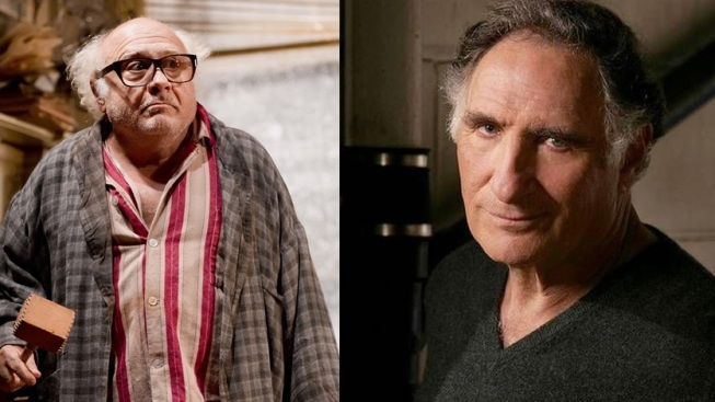 DeVito and Hirsch Reunite at the Ahmanson