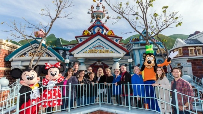 Nineteen Cast Members: Disneyland Runs in the Family