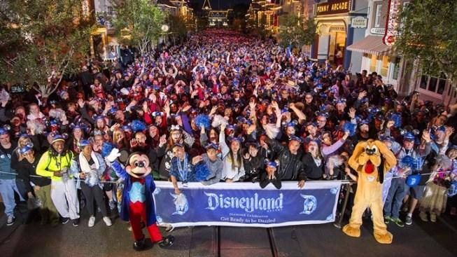 Ryman Arts Fetes Disneyland Memories