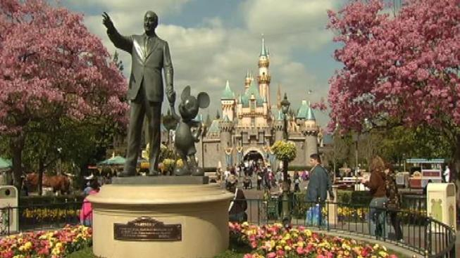 Suspicious Item That Shut Down Disneyland Deemed Harmless