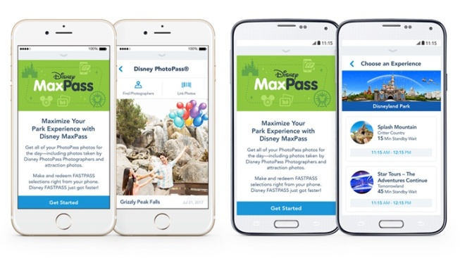 Disney MaxPass: A New Way to FASTPASS