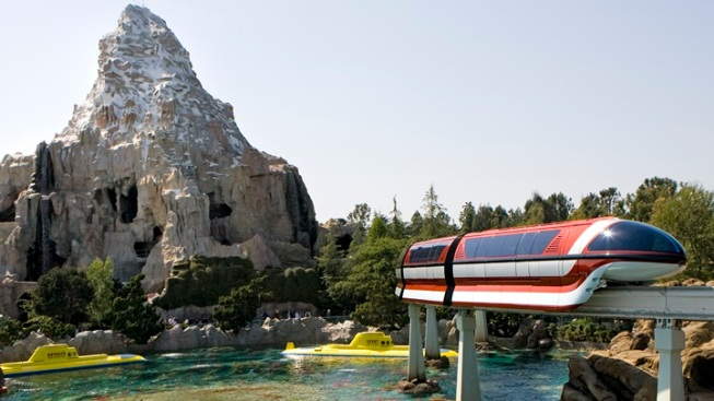 Cast Member Injured at Disneyland Matterhorn Ride