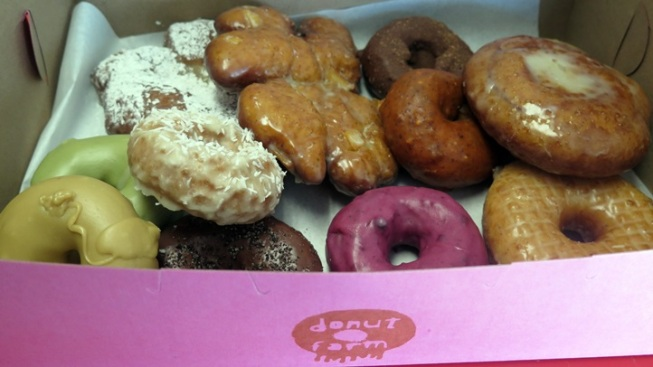Donut Farm: Vegan Treats in Silver Lake