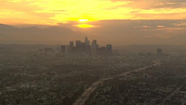 LA Rain Season Ends With Dismal Total, Seventh-Driest on Record