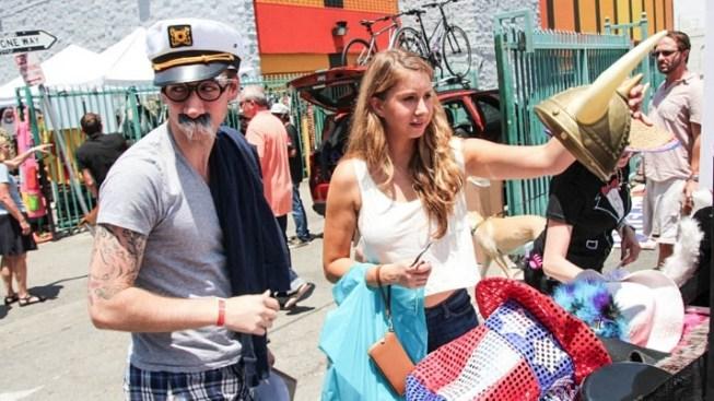 Downtown Flea Goes Weekly