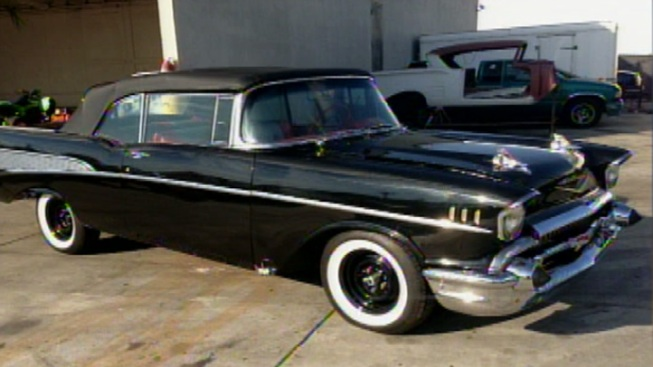 Dr. Phil's Chevy Bel-Air Among Stolen Classics Recovered in Burbank