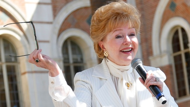 Debbie Reynolds -- The Auction Finale