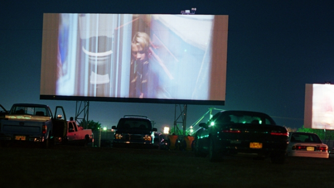 Saving the Drive-In Theater