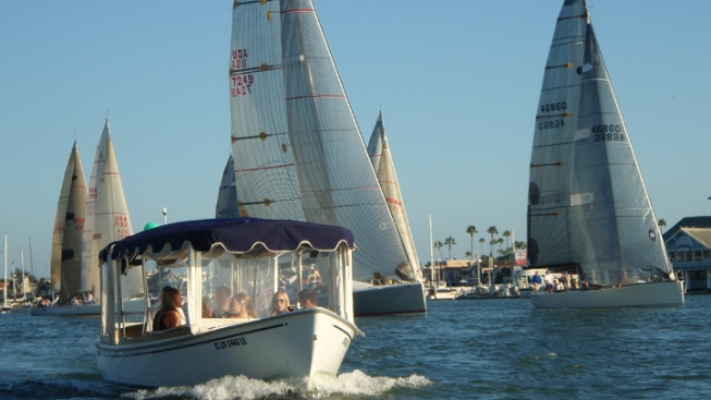 Hit Newport Beach's Stunning Harbor