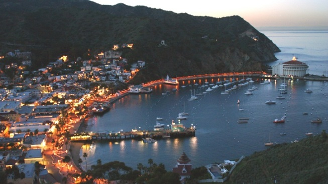 Spend the Last Night of the Year on Catalina Island
