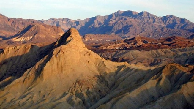 Now Boarding: MarsFest in Death Valley