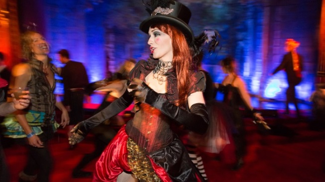 Fantasy, Cheek, and Top Hats: Edwardian Ball