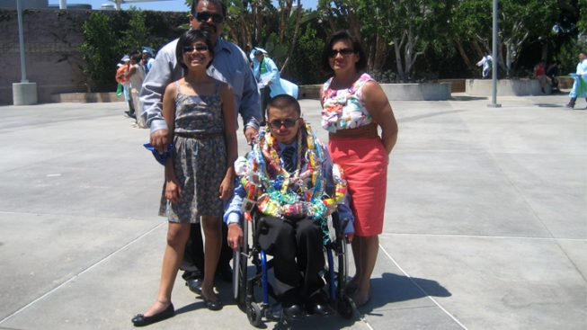 "Disabled Teen Sues LAUSD for ""Humiliating"" Treatment"