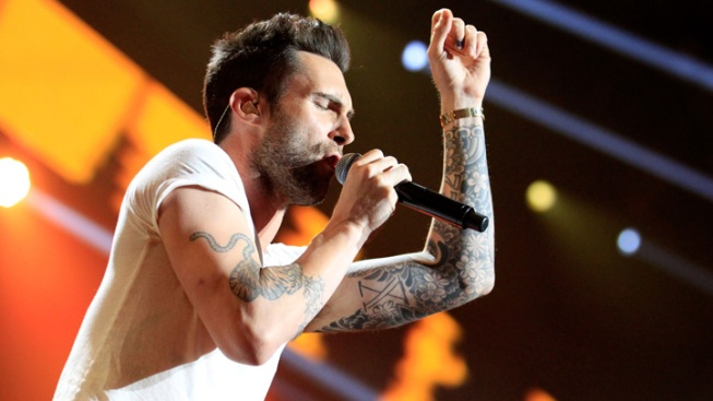 "Adam Levine On Heading To ""American Horror Story"": ""I Think I'll Be Good In It"""