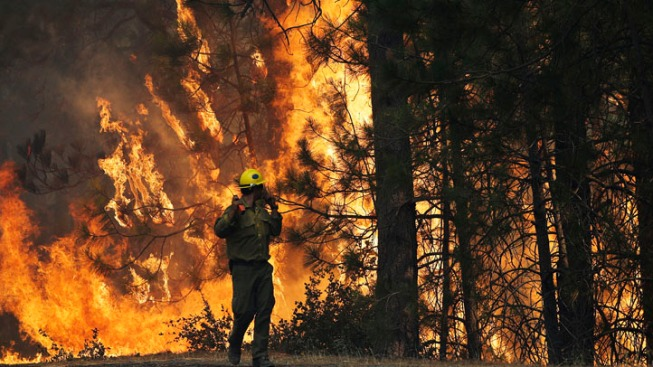 Rim Fire 100 Percent Contained