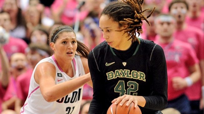 Baylor, Notre Dame, UConn, Stanford Top NCAA Women's Seeds