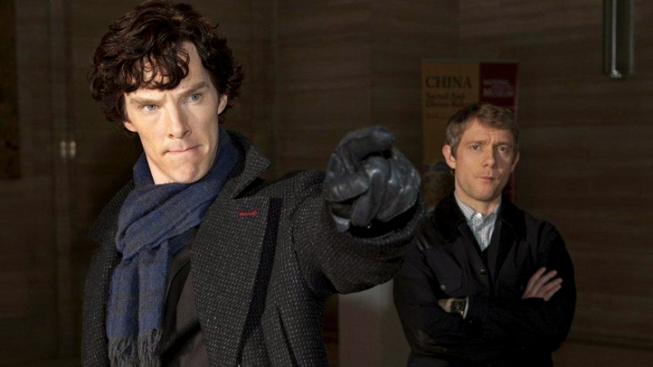 """Sherlock"" Returning for Season 4 and a New Special"