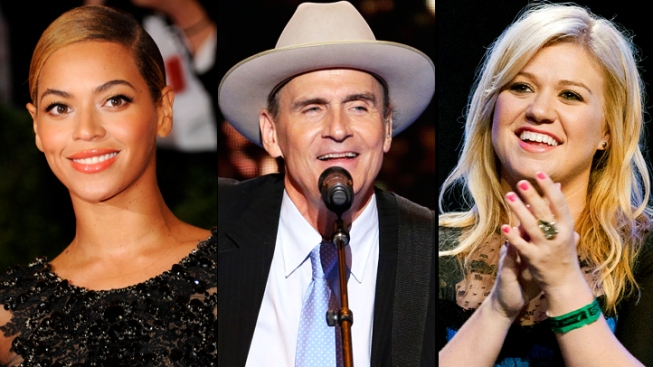 Beyonce, Kelly Clarkson, James Taylor to Perform at Obama Inauguration