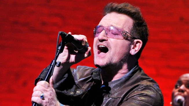 Bono's Wealth of Protest Songs