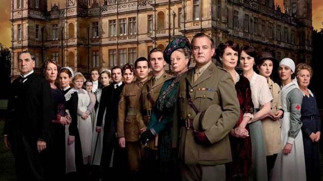"""""""Downton Abbey"""" Roars Back"""