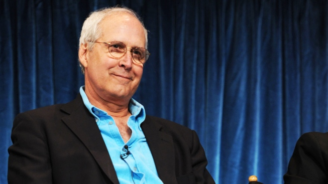 Chevy Chase Enters Alcohol Rehab for 'Tuneup'